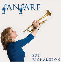 sue richardson - fanfare